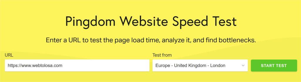Confort des internautes et référencement naturel de son site : voici une bonne méthode pour tester la vitesse d'affichage de son site.